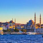 Распродажа билетов в Стамбул из Петербурга